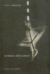 Sombre Menagerie - Couverture - Format classique