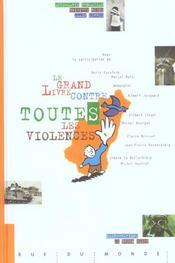 Le grand livre contre toutes les violences - Intérieur - Format classique