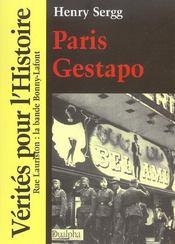 Paris gestapo - Intérieur - Format classique