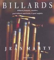 Billards - Intérieur - Format classique