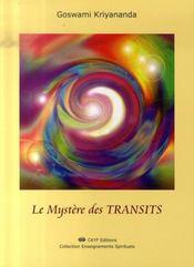 Le mystère des transits - Intérieur - Format classique