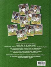 Foot goal t.1 ; stars en herbe - 4ème de couverture - Format classique