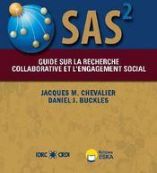 SAS² ; guide sur la recherche collaborative et l'engagement social - Couverture - Format classique