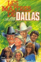 Les Maîtres de Dallas - Couverture - Format classique