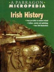 Irish History - Couverture - Format classique