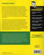 Créer sa boîte pour les nuls (2e édition) - 4ème de couverture - Format classique