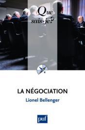 La négociation (8e édition) - Couverture - Format classique