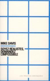 Soyez Realistes,Demandez L'Impossible - Couverture - Format classique