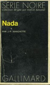 Collection : Serie Noire N° 1538 Nada - Couverture - Format classique