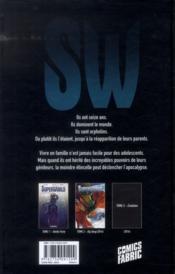 Superworld t.1 ; ghetto party - 4ème de couverture - Format classique