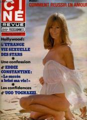 Cine Revue - Tele-Programmes - 58e Annee - N° 46 - California Suite - Couverture - Format classique