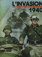 L'Invasion 1940 - Couverture - Format classique