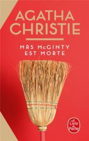 Mrs McGinty est morte - Couverture - Format classique