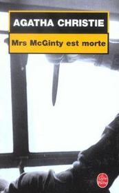 Mrs McGinty est morte - Intérieur - Format classique