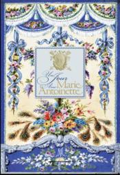 Un jour avec Marie-Antoinette - Couverture - Format classique