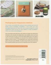 Packaging pour blogueuses créatives - 4ème de couverture - Format classique
