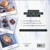 100 % cookies, muffins & co - 4ème de couverture - Format classique