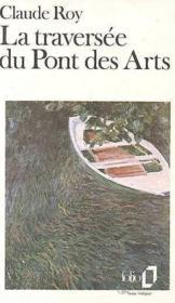 Travers Du Pont Des Art - Couverture - Format classique