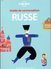 GUIDE DE CONVERSATION ; russe - Couverture - Format classique