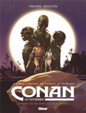 Conan le Cimmérien ; chimères de fer dans la clarté lunaire - Couverture - Format classique