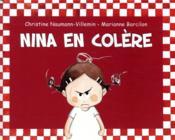 Nina en colère - Couverture - Format classique