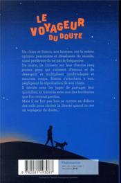Le voyageur du doute - 4ème de couverture - Format classique