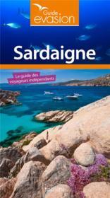 Guide évasion ; Sardaigne - Couverture - Format classique