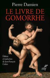 Le livre de Gomorrhe - Couverture - Format classique