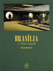 Brasilia ; a time capsule - Couverture - Format classique