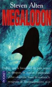 Megallodon - Couverture - Format classique