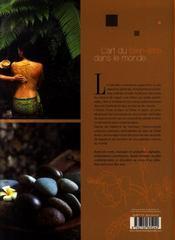 L'art du bien-être dans le monde - 4ème de couverture - Format classique