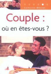 Couple : Ou En Etes Vous ? - Intérieur - Format classique