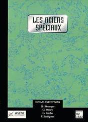 Les Aciers Speciaux - Couverture - Format classique