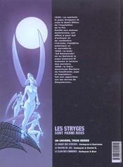 Le clan des chimères T.1 ; tribut - 4ème de couverture - Format classique