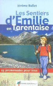 Emilie en tarentaise - Intérieur - Format classique