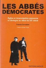 Les abbes democrates - Intérieur - Format classique