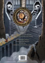 Les brumes d'Asceltis t.3 ; le roi Akorenn - 4ème de couverture - Format classique
