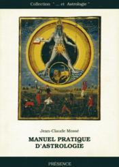 Manuel pratique d'astrologie - Couverture - Format classique