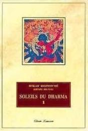 Soleils Du Dharma - T.1 - Couverture - Format classique