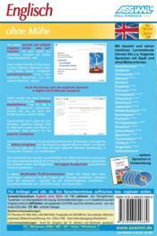 Cdrom plus englisch o.m. (ne) (édition 2005) - 4ème de couverture - Format classique