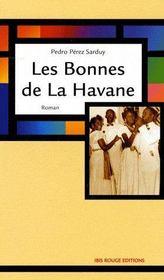 Les bonnes de la Havane - Couverture - Format classique