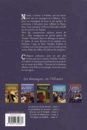 Les messagers de l'alliance t.6 ; la porte du royaume - 4ème de couverture - Format classique