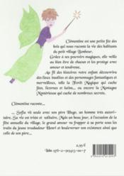 La petite fée Clémentine t.1 ; Sofia et le toubadour - 4ème de couverture - Format classique