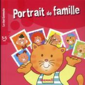 Portraits de famille - Couverture - Format classique