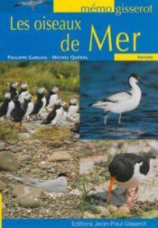 Oiseaux De Mer (Les) - Memo - Couverture - Format classique