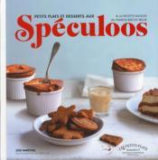 Petits plats et desserts aux spéculoos - Couverture - Format classique