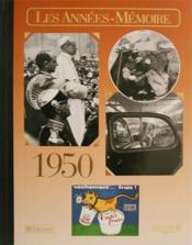 Les années-mémoires 1950 - Couverture - Format classique