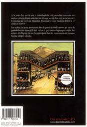Balilla ; les enfants du duce - 4ème de couverture - Format classique