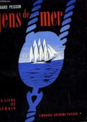 Gens De Mer. Le Livre De Demain N° 27. - Couverture - Format classique