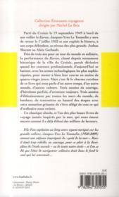 Kurun Autour Du Monde - 4ème de couverture - Format classique
